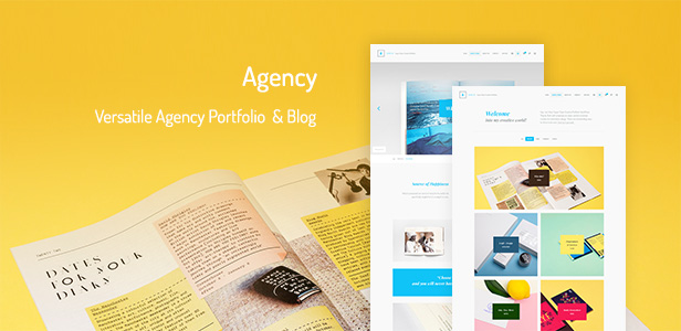 Kreo WP - 5 in 1 WordPress Theme