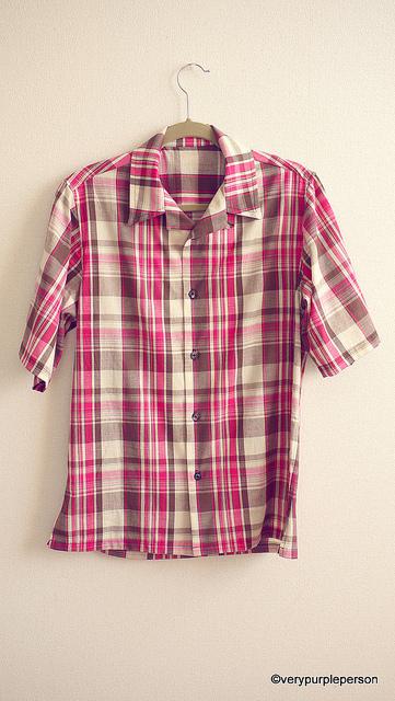 Men's shirt - Front